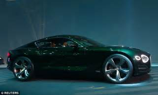 bentley exp 10 price bentley launch exp 10 coupe in bid to end james bond and