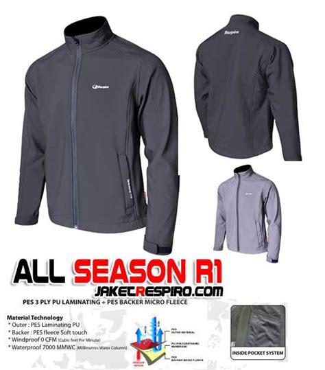Jaket Pria Sp 116 04 jaket respiro all season r1 jaket motor respiro