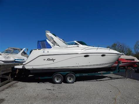 used boat motors cincinnati 2000 rinker 270 27 foot 2000 rinker motor boat in