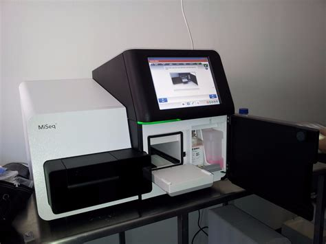 illumina sequencing machine flatley created a market for dna sequencing from
