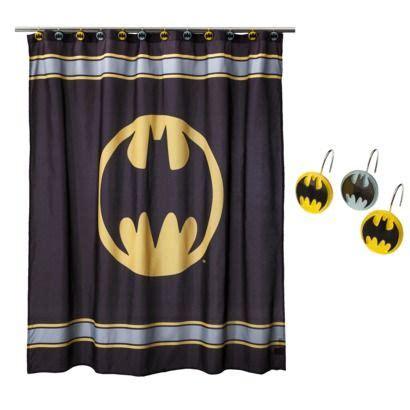batman shower curtain hooks suddenly hooks and boys on pinterest