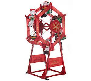 christmas ferris wheel lawn decoration memes
