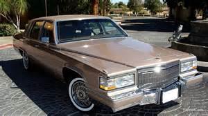 1990 Cadillac Fleetwood Brougham D Elegance 1990 Cadillac Brougham D Elegance 5 7 V8