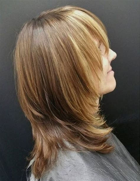 the layered haircut 70 brightest medium length layered haircuts and hairstyles