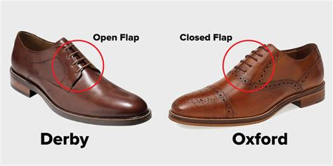 types of oxford shoes types of dress shoes for don t commit a fashion faux pas