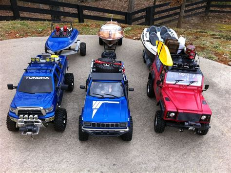 rc trucks with boats rc trucks with trailers and boats 6 215 6 optimus semi truck