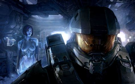halo wallpaper abyss halo 4 game cortana hd wallpaper wallpapers collection