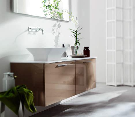 Origami Sink - crisp clean lines define a sophisticated bathroom suite
