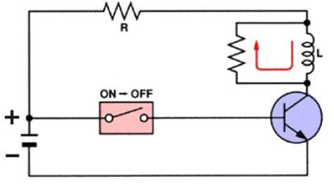 resistor relay circuit types of relays electronics lab