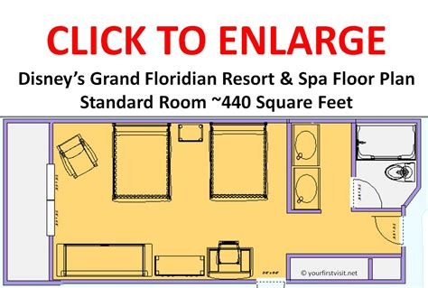 floridian floor plan disney s grand floridian floor plan