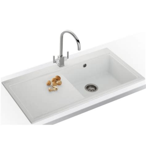 fragranite kitchen sinks franke mythos mtg 611 fragranite sink baker and soars