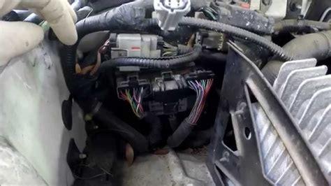 2005 jeep grand 4 7l wiring harness ecu pcm 52
