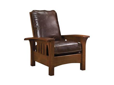 Stickley Morris Chair by Stickley Furniture 89 406 Lc Cushion Bow Arm Morris