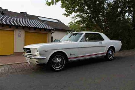 Mustang Auto Günstig Kaufen by 1965 Ford Mustang C Code V8 Automatik Top Auto Die