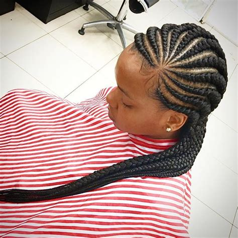celebrity ghana weaving hairstyles nigerian ghana weaving styles for round faces