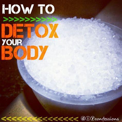Detox Bath With Epsom Salt Baking Soda And by Detox Bath 2 Cups Epson Salt 1 Cup Baking Soda Hydrate