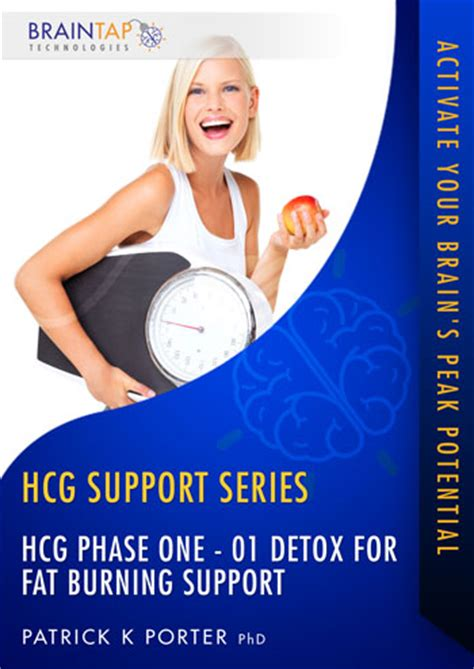 Hcg Detox Phase by Transcendence Kc Braintap