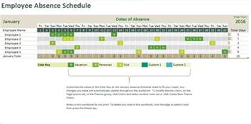 tracking calendar template absence tracking calendar excel templates for every purpose