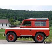 1970 Land Rover LR88 Series II Hard Top  Car Photo And Specs