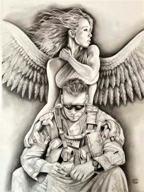 guardian angel military pinterest guardian angels