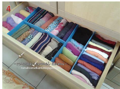 Susun Atur Baju Dalam Lemari rumah comel kami jom mengemas almari baju saye