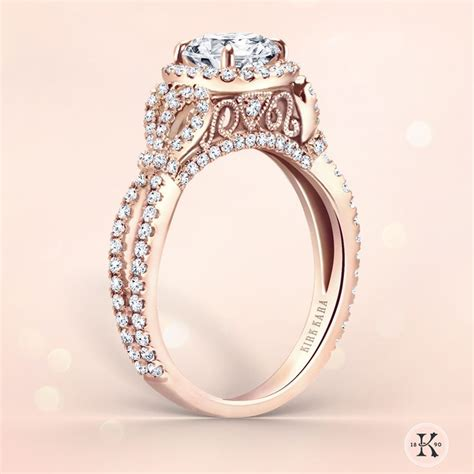 25 best ideas about bow engagement rings on