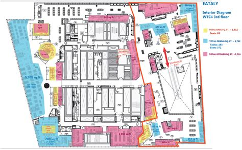 eataly floor plan eataly floor plan ground floor plan showing manulife s