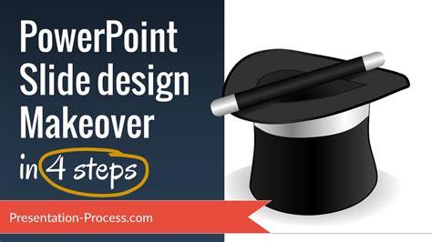powerpoint design youtube powerpoint slide design makeover 4 easy steps youtube