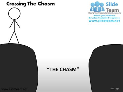 Crossing The Chasm Jeoffrey Moore Powerpoint Ppt Slides Crossing The Chasm Ppt