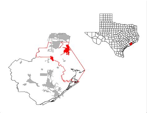 Brazoria County Records File Brazoria County Alvin Svg