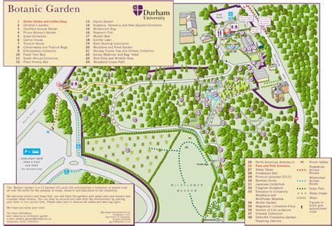 Map Of Botanic Gardens Botanic Garden Map