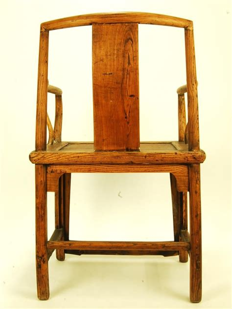 antique elm wood chair formal dining