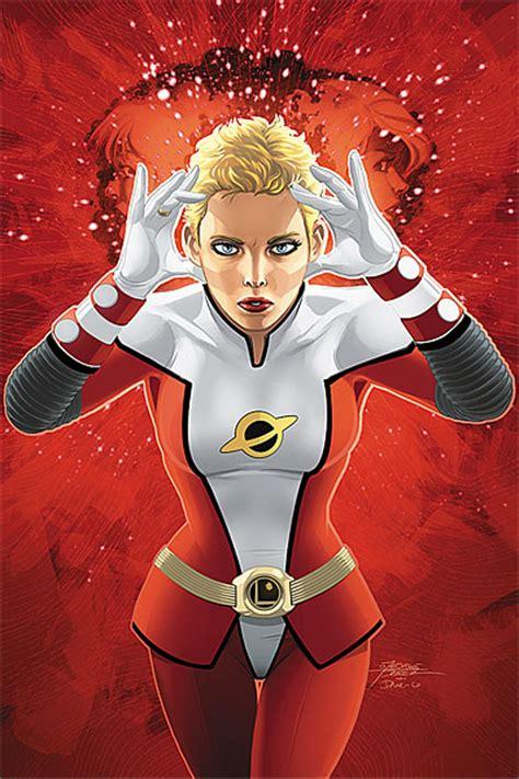 blonde female comic book characters imra ardeen pre zero hour dc database fandom powered