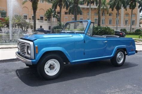 1973 jeep commando for sale find used jeep commando 6 cyl 1973 4 wheels drive in