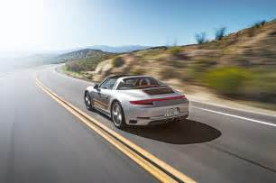 Porsche Circle 2017 Porsche 911 Targa 4s Test Review Circle