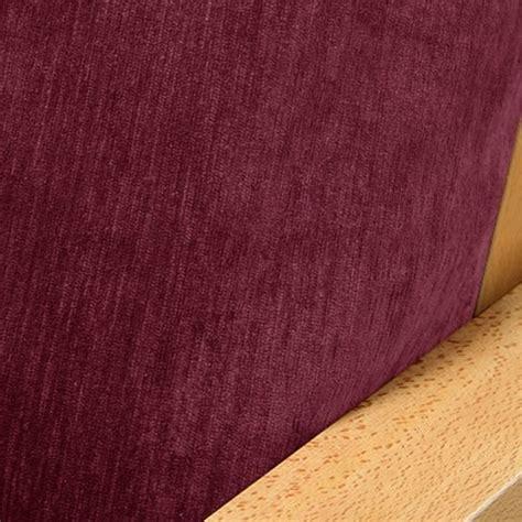 chenille futon cover chenille raspberry futon cover