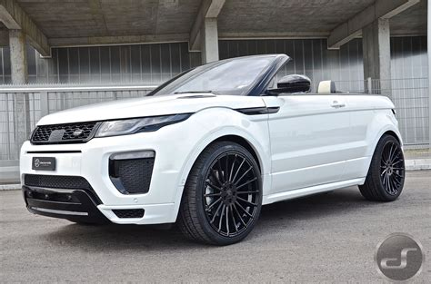 White Range Rover Sport Carving Cake the tuned range rover evoque cabrio wears hamann kit autoevolution