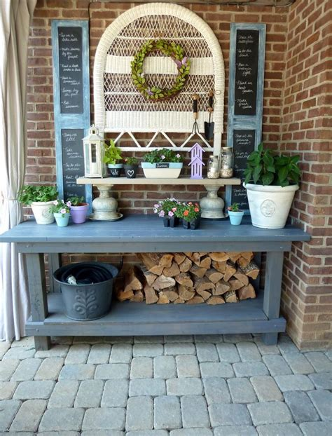 potting bench lowes 17 best images about potting bench ideas on pinterest