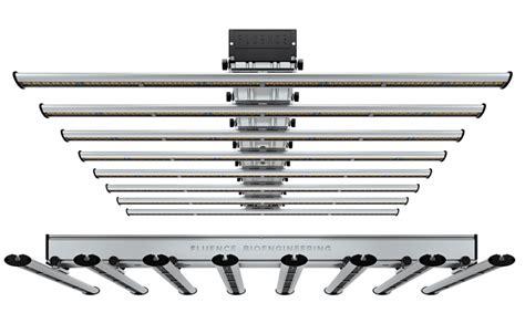 led grow light system fluence spydrx plus led grow light system