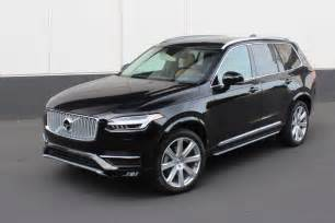 What Is A Volvo 2016 Volvo Xc90 Features Review The Car Connection