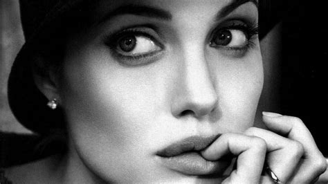 angelina jolie wallpaper black and white download wallpapers download 1920x1080 women black and