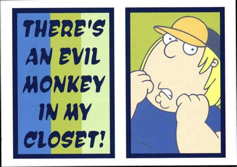 Evil In A Closet Lyrics by Family Monkey In The Closet