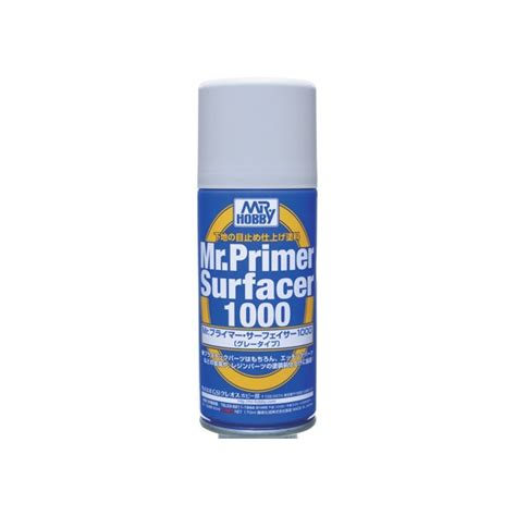 Mr Surfacer 1200 B515 Spray mr primer surfacer 1000 170ml cmmodellismo