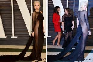 The Vanity Fair Oscar 2015 Oscars 2015 Vanity Fair After Ora And Irina