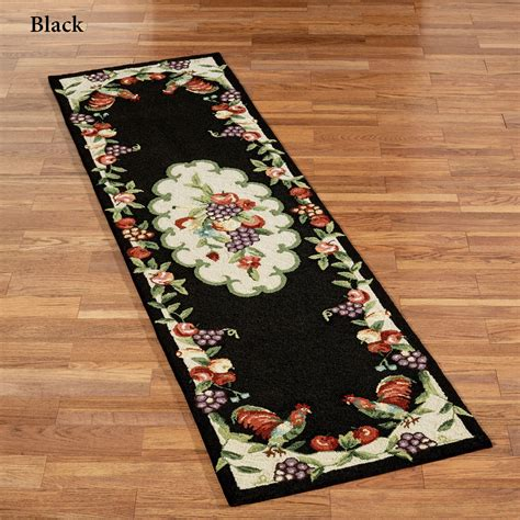 Sonoma Hand Hooked Rooster Rug Runners Rugs Runners
