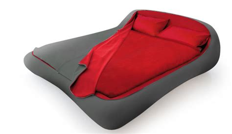 Zip Futon by Simply Genius Letto Zip The Bed That Almost Makes Itself