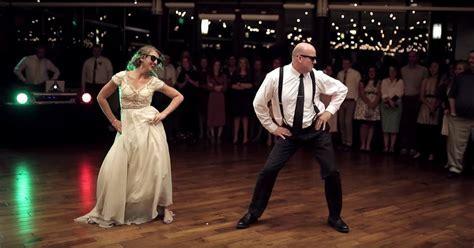 Father Daughter Choreographed Wedding Dance   POPSUGAR