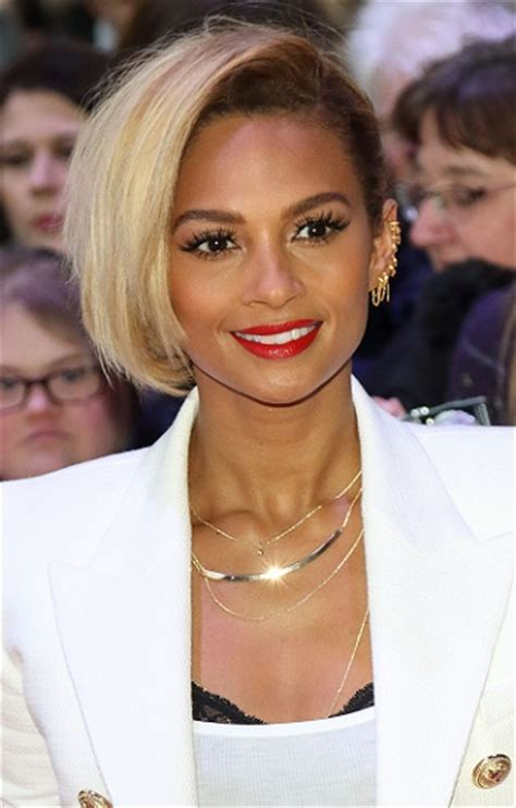 alesha dixon hair color alesha dixon short bob hairstyles l www