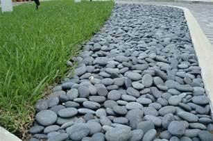 Landscaping With River Rock by Bulk Decorative Stone Massachusetts Ma Landscape Depot Inc