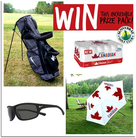 Golf Giveaways - win giveaway sunnybrae golf 2016